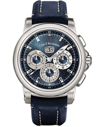 Carl F. Bucherer Patravi Men's Watch Model 00.10624.08.53.01