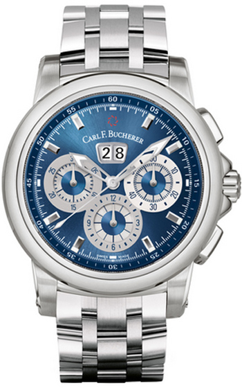 Carl F. Bucherer Patravi Men's Watch Model 00.10624.08.53.21