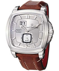 Carl F. Bucherer Patravi Mens Wristwatch Model: 00.10625.08.63.01