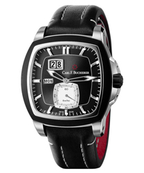 Carl F. Bucherer Patravi Mens Wristwatch Model: 00.10625.13.33.01
