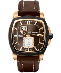 Carl F. Bucherer Patravi Men's Watch Model 00.10625.15.93.01