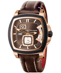 Carl F. Bucherer Patravi Men's Watch Model 00.10627.15.93.01