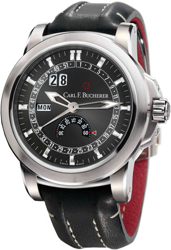 Carl F. Bucherer Patravi Men's Watch Model 00.10629.08.33.01