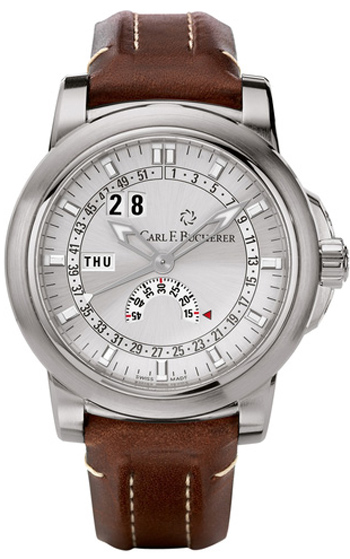 Carl F. Bucherer Patravi Men's Watch Model 00.10629.08.63.01