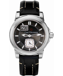 Carl F. Bucherer Patravi Men's Watch Model 00.10630.08.33.01