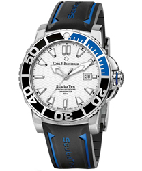 Carl F. Bucherer Patravi Men's Watch Model 00.10632.23.23.01