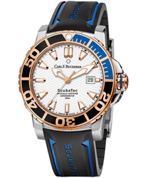 Carl F. Bucherer Patravi Men's Watch Model 00.10632.24.23.01