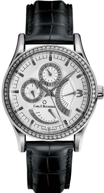 Carl F. Bucherer Manero Men's Watch Model 00.10901.08.26.11