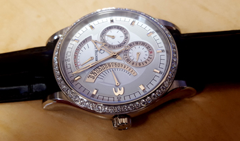 Carl F. Bucherer Manero Men's Watch Model 00.10901.08.26.11 Thumbnail 4