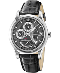 Carl F. Bucherer Manero Mens Wristwatch Model: 00.10901.08.36.01