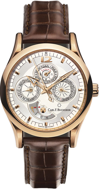 Carl F. Bucherer Manero Men's Watch Model 00.10902.03.16.01