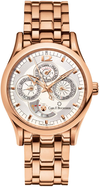 Carl F. Bucherer Manero Men's Watch Model 00.10902.03.16.21