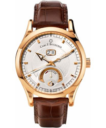 Carl F. Bucherer Manero Men's Watch Model 00.10905.03.16.01