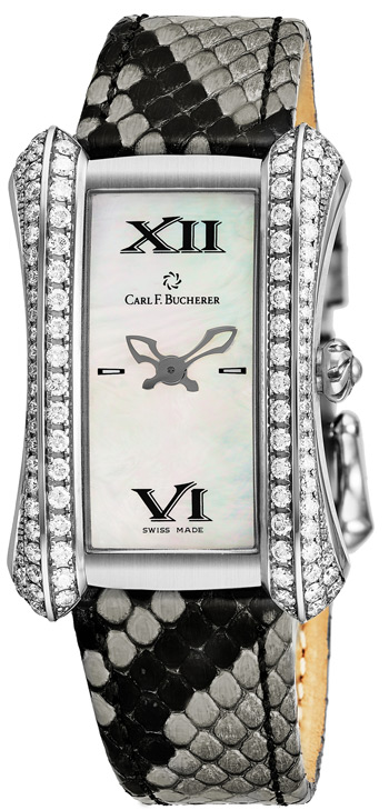 Carl F. Bucherer Carl F. Bucherer Alacria Ladies Watch Model 0010701027112