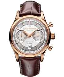 Carl F. Bucherer Manero Men's Watch Model 00.10919.03.13.01