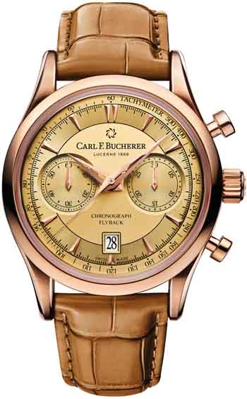 Carl F. Bucherer Manero Men's Watch Model 00.10919.03.43.01