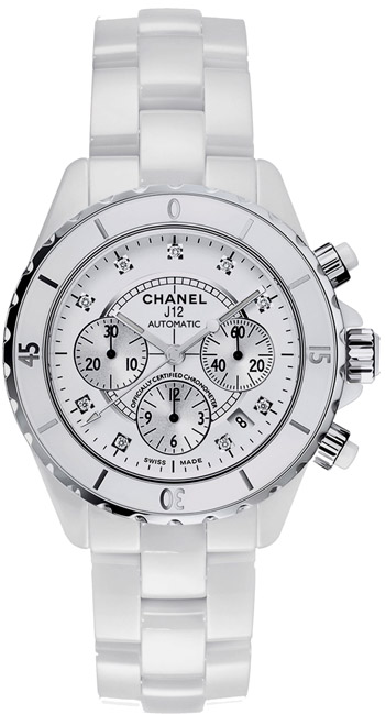 Chanel J12 41mm Ladies Watch Model H2009