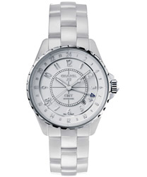 Chanel J12 GMT 38mm Men's Watch Model: H3103