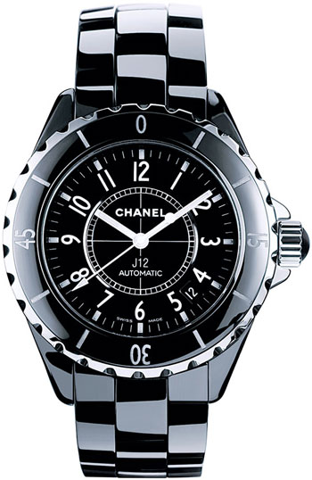 Chanel J12 38mm Unisex Watch Model H0685