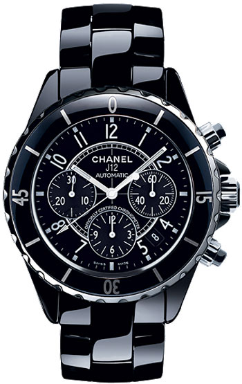 Chanel J12 41mm Unisex Watch Model H0940