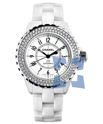 Chanel J12 33mm Ladies Watch Model H0967