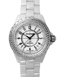 Chanel J12 38mm Unisex Watch Model H0969