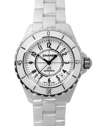 Chanel J12 38mm Unisex Watch Model: H0970