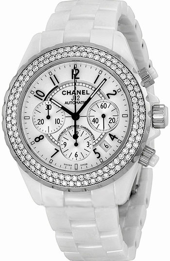 Chanel J12 41mm Unisex Watch Model H1008