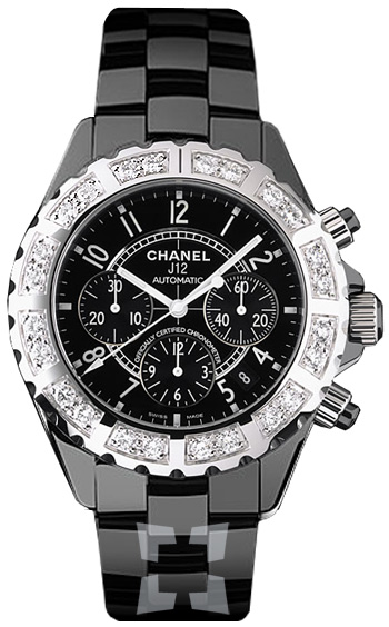 review titanium chanel chromatic watches ceramic watch