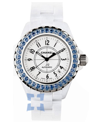 Chanel J12 38mm Unisex Watch Model H1180