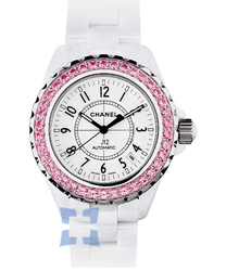 Chanel J12 38mm Unisex Watch Model H1182