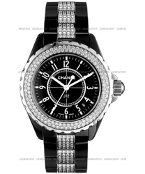 Chanel J12 33mm Ladies Watch Model H1338