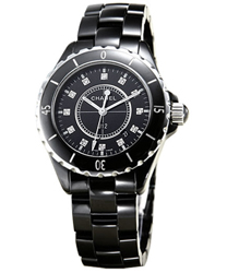 Chanel J12 33mm Ladies Watch Model H1625