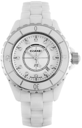 Chanel J12 33mm Unisex Watch Model H1628