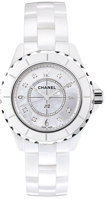 Chanel J12 33mm Unisex Watch Model H2422