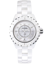 Chanel J12 33mm Unisex Watch Model: H2422