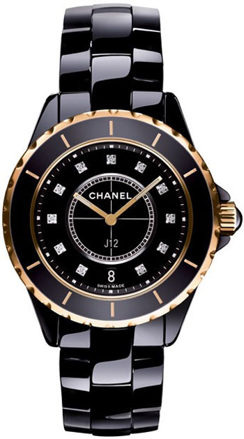 Chanel J12 33mm Unisex Watch Model H2543