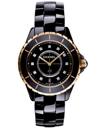 Chanel J12 33mm Unisex Watch Model: H2543
