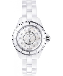 Chanel J12 29mm Ladies Watch Model H2570