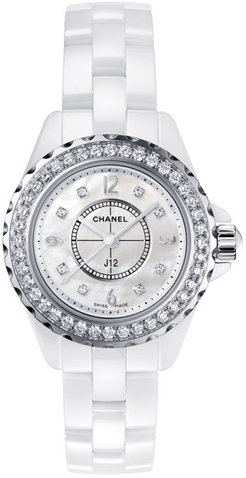 Chanel J12 29mm Ladies Watch Model H2572