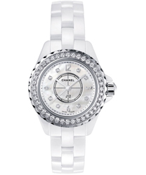 Chanel J12 29mm Ladies Watch Model: H2572