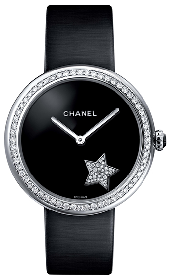 Chanel Mademoiselle Prive Ladies Watch Model H2928