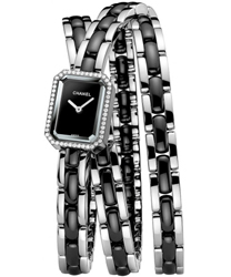 Chanel Premiere Ladies Watch Model: H3058
