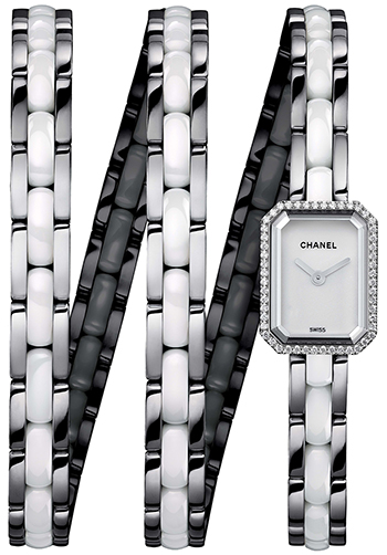 Chanel Premiere Ladies Watch Model H3059