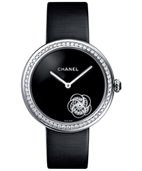 Chanel Mademoiselle Prive Ladies Watch Model H3093