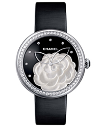 Chanel Mademoiselle Prive Ladies Watch Model H3096