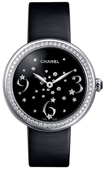 Chanel Mademoiselle Prive Ladies Watch Model H3097