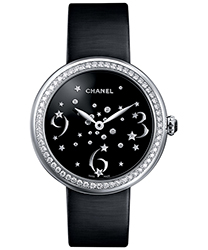 Chanel Mademoiselle Prive Ladies Watch Model: H3097