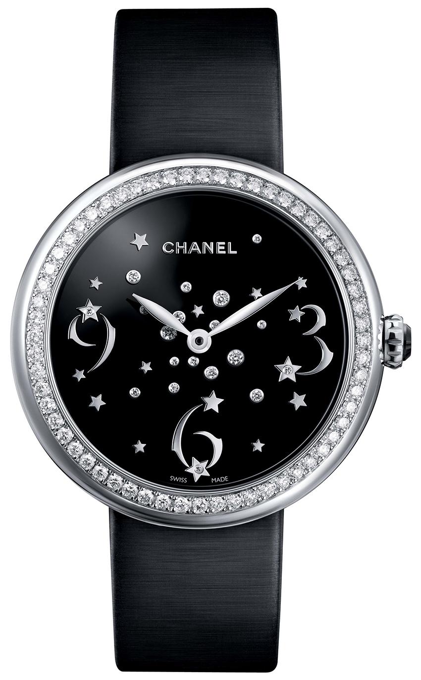 80b4ec7b5d Chanel Mademoiselle Prive 37mm Ladies Watch Model: H3097