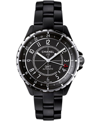 Chanel J12 GMT 41mm Men's Watch Model H3101